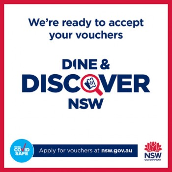 Discover NSW Vouchers