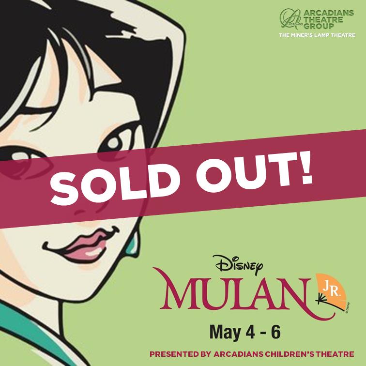 mulan sold out